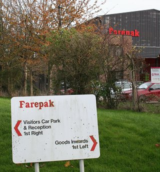 Farepak Headquarters, Swindon